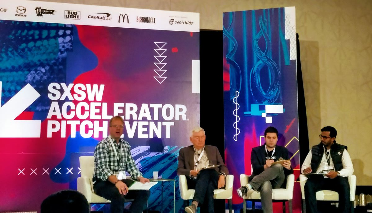 SXSW Security and Privacy Startup Accelerator Panel